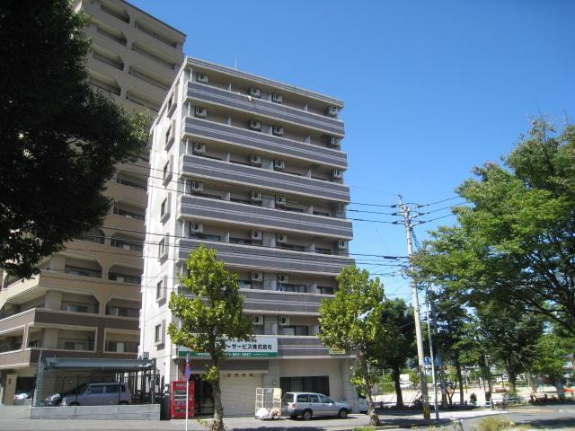 Kマンスリー北九州八幡駅前の外観写真