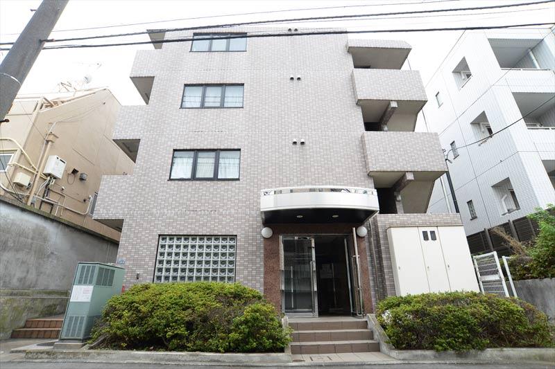 ユニオンマンスリー西新宿3の外観写真