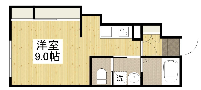 J-house6の間取図