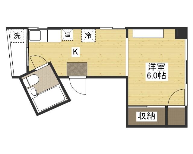 村田ビルの間取図