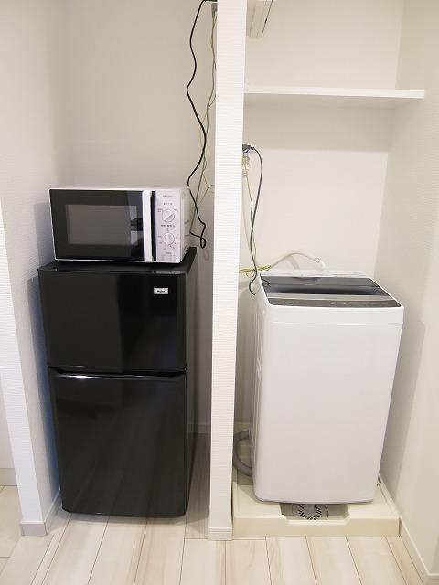 レンジ・冷蔵庫・洗濯機