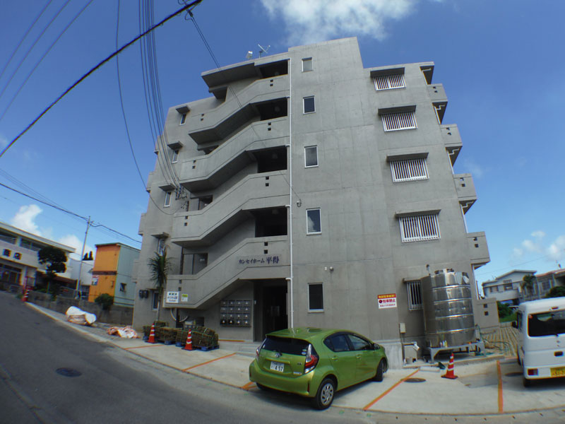 石垣島・うちなーの家の外観写真