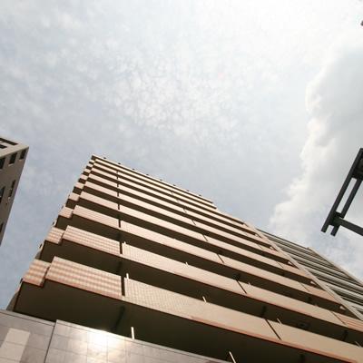 YGM西新宿2の外観写真
