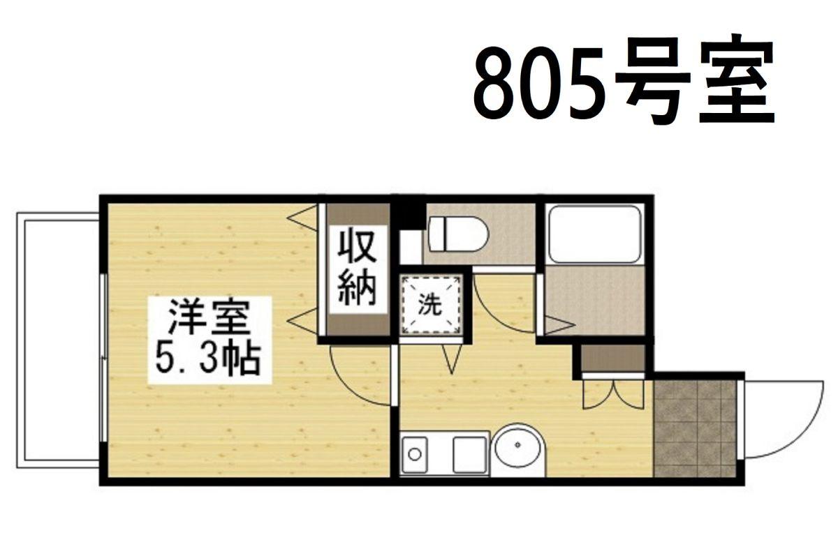 ランドマークシティ大阪城南の間取図